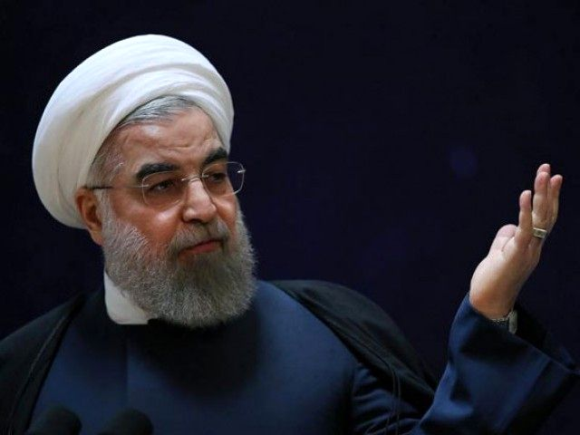 Rouhani says plans in place for any Trump decision on nuclear deal: TV