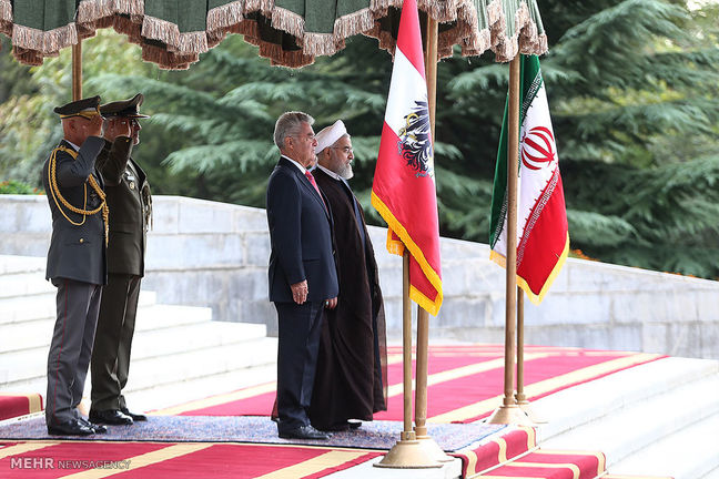 Iran, Austria Aspire for Pre-Sanctions Trade Target