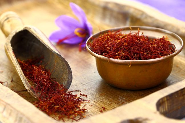228 Tons of Saffron Exported from Iran in 11 Months