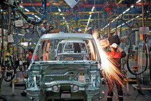 Iran Auto Output Down 22%