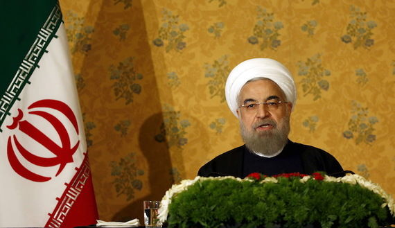 Iran's Rouhani to Seek Unity After Election Underscores Divides