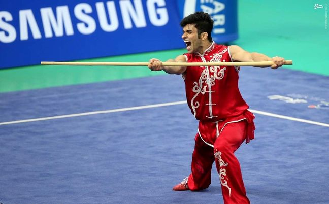 Iran Wushu team wins World Championships for the first time