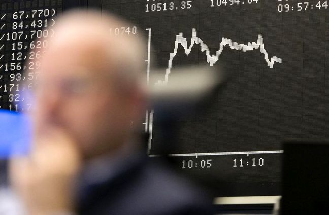 European Stocks Fall as Doubts Grow Over Trump's Tax-Cut Plans