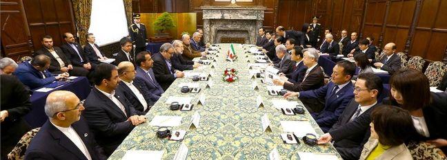Iran, Japan Parliamentarians Meet in Tokyo