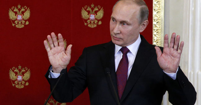 Trump, Putin Seek to Mend Fences Starting With Syria Cooperation