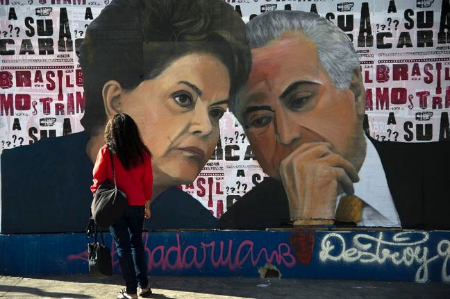 Brazil's Workers Party faces thrashing in local elections