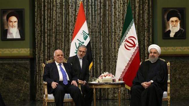 With PM Abadi in Tehran, Iran, Iraq pledge to maintain strong ties