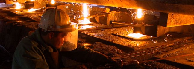 Iran Steel Exports Halve to 661,000 Tons in Two Months