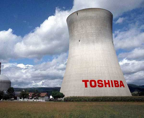Troubled Nuclear Builder Seen Best Fit for Asian Ambitions