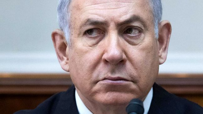 Netanyahu Clings to Power After Police Recommend Indictment