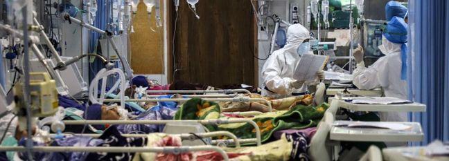Virus Lockdown Resumes in Tehran