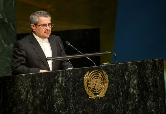 Envoy rejects Saudi Arabia's letter to UN as false