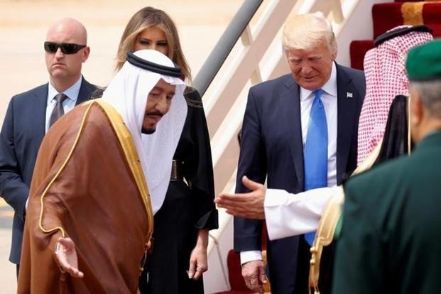 Saudi Arabia Welcomes Trump With Billions of Dollars of Deals