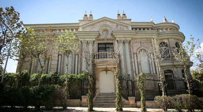 Tehran's Most Expensive Houses