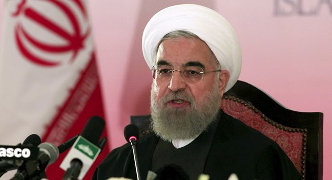 Rouhani Says 'Vital' to Restore Pre-Sanctions Oil Output