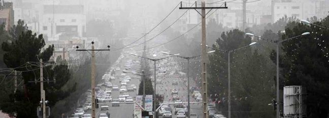 Bad Ozone Reaching Critical Levels in Tehran
