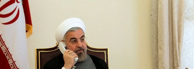 Rouhani: Iran Not Seeking War With Any Country