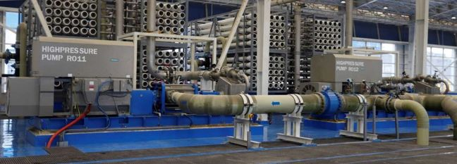 Desalination Industry Takes Off