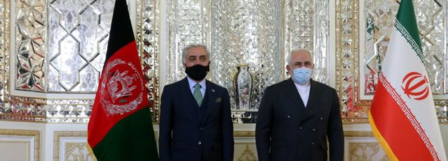 Abdullah Seeks Iran's Support for Afghan Peace Process