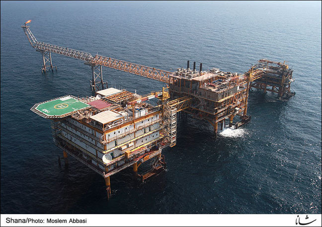 South Pars Gas Project Needs $30b