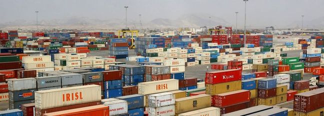 Exports to Arab, Mideast Countries Hit $2.5 Billion