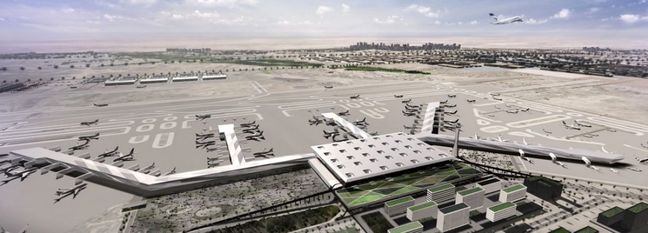IKAC to Unveil Designs for Iran's Biggest Airport Terminal