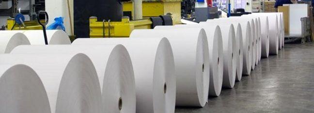 Paper Production Plummets