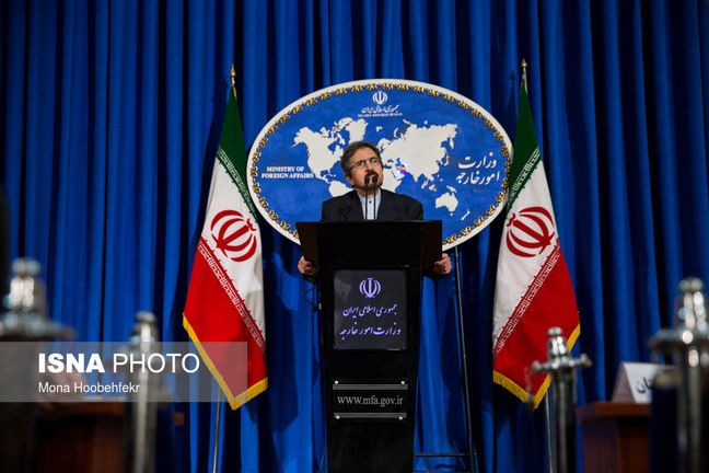 Iran requires Arab League Sec-Gen to study history, geography of region
