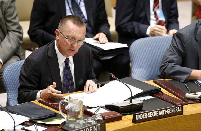UN: No Violation of Resolution 2231