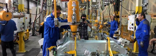 Overall Economic PMI Slightly Improves