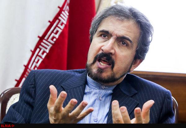 FM spokesman: Iran-US talks limited to nuclear issue