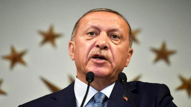 Erdogan says new Israeli law fascist, Hitler's spirit re-emerging