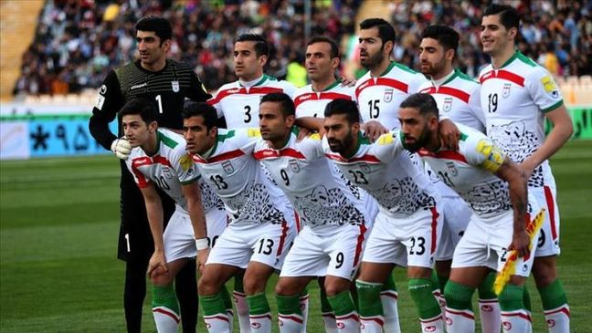 World Cup 2018: Iran drawn with Portugal, Spain and Morocco