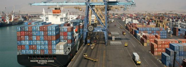 Iranian Port Operations Rise