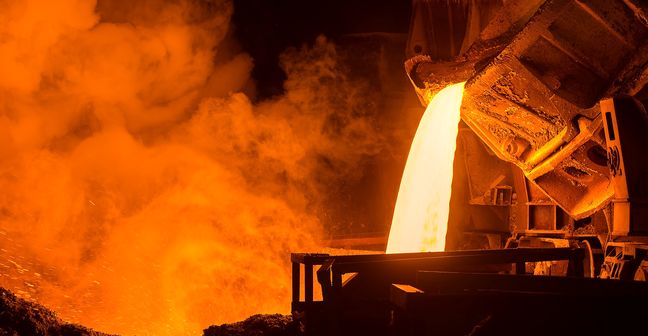 Iran Steel Output Up