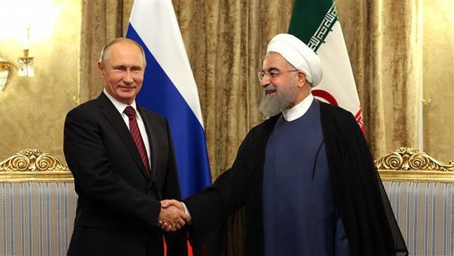 Russia plays leading role in safeguarding Iran nuclear deal, says Rouhani