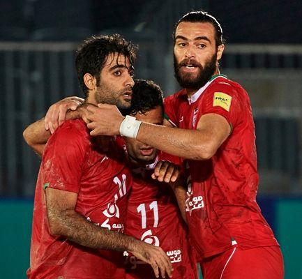 Iran defeats Russia in 2017 Beach Soccer Intercontinental Cup