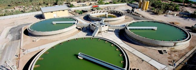 2 Wastewater Plants Launched in Kurdestan Region