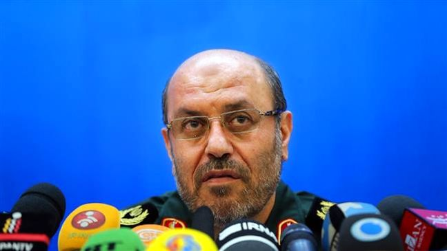 Iran's defense chief rejects US claim of sending arms to Yemen