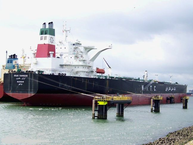 1st Pars Oil Cargo Exported