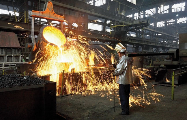 51 pc growth in export of steel products in 1st five months