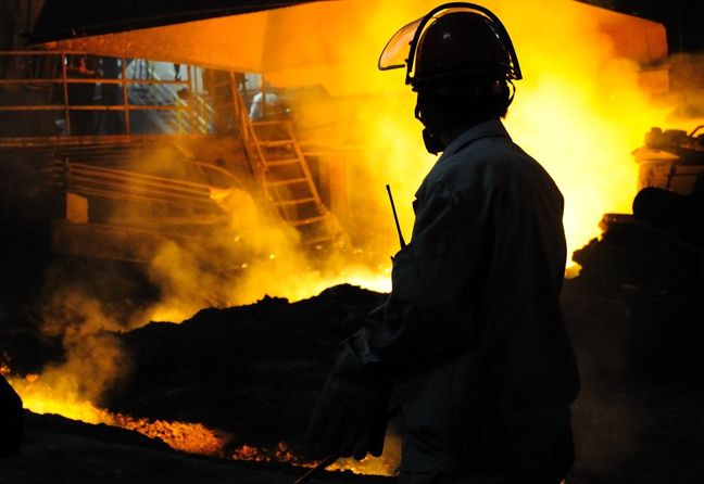 Iran Steel Exports Rise Over 28%