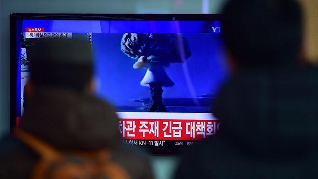 Asia Stocks Rise; Yen Gains Amid North Korea Worry