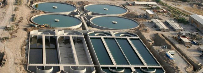 Treated Wastewater to Help Save Underground Resources