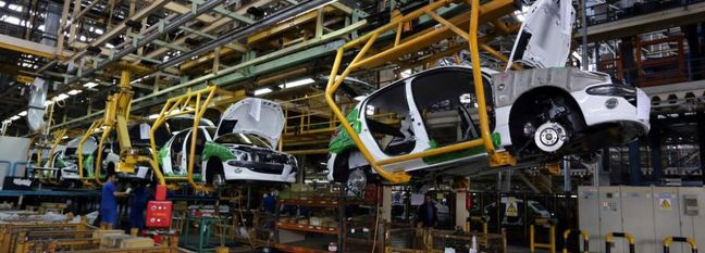 Iran Auto Output Up 21%