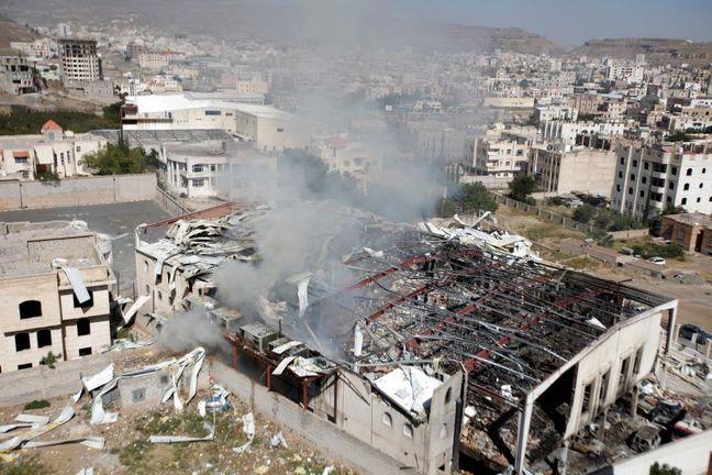 Saudi-led Probe Team Says Wrong Information Behind Yemen Attack