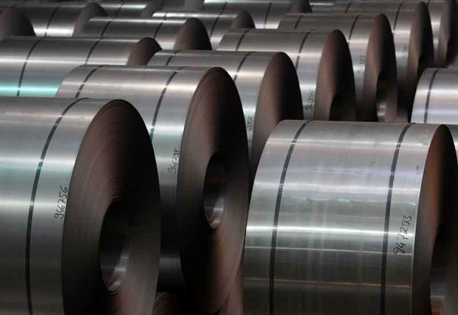 Iran Steel Output Up 13%
