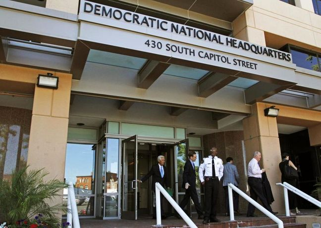 Congressional leaders were briefed a year ago on hacking of Democrats - sources