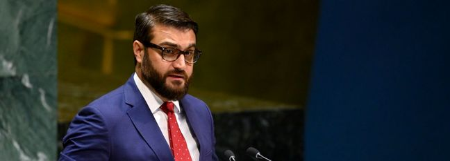 Afghanistan No Launching Point for Attacks on Iran