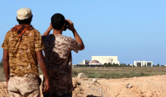 High toll for Libyan troops battling Islamic State in Sirte